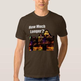 """""""How Much Longer?"""" T-Shirt - 1"""