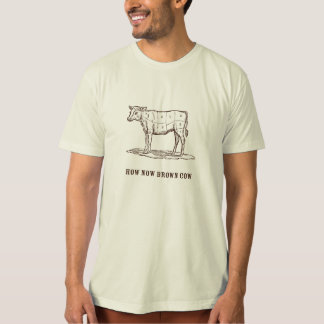 How Now Brown Cow Tee