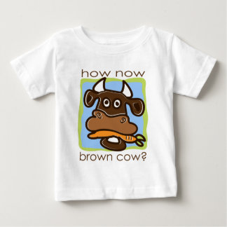 How Now Brown Cow? Tee Shirts