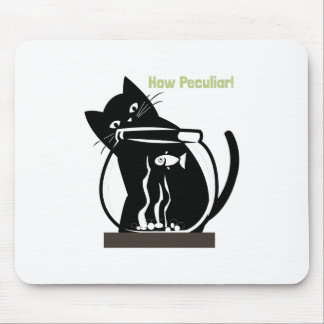 How Peculiar Mouse Pad