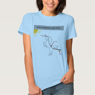 How Rainbows Are Made Shirt