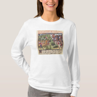 How the Duchess of Aigremont gave birth T-Shirt