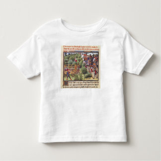 How the Duchess of Aigremont gave birth Toddler T-Shirt