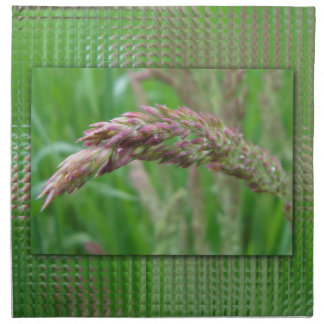 How the Grass Grows Napkin