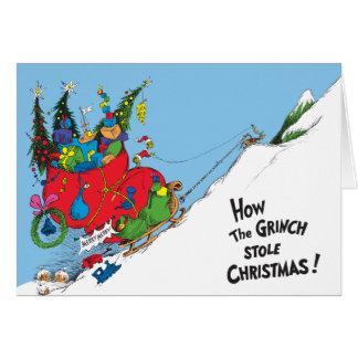 How the Grinch Stole Christmas! Card