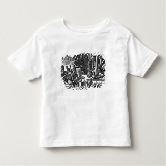 How the Natives of New Spain Toddler T-Shirt