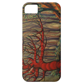 """How the Red Trees Came to Be"" Iphone 5 Case"