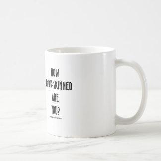 How Thick-Skinned Are You? (Epidermis Skin Layers) Coffee Mug