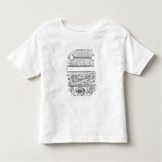 How to Cut Off One's Head Toddler T-Shirt