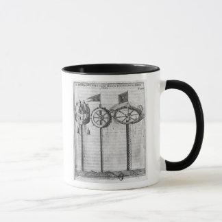 How to fire a royal salute mug