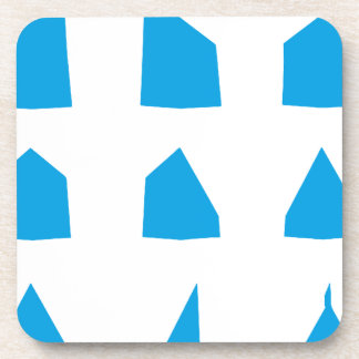 How to fold a Paper Aeroplane Instructions Coaster