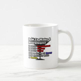 How To Make a Neurologist Coffee Mug