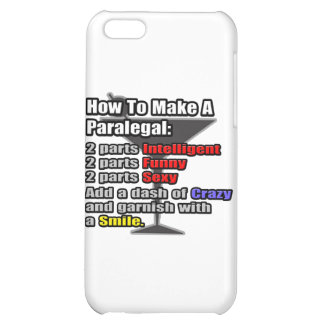 How To Make a Paralegal Case For iPhone 5C