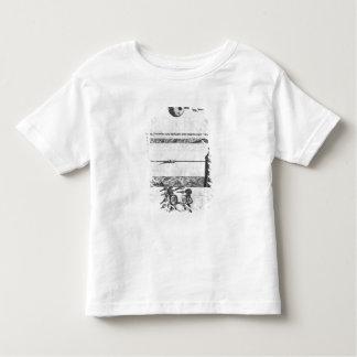 How to make an artificial cloud toddler T-Shirt
