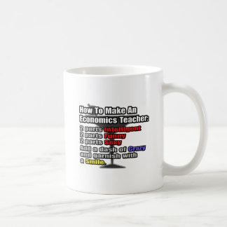 How To Make an Economics Teacher Coffee Mug