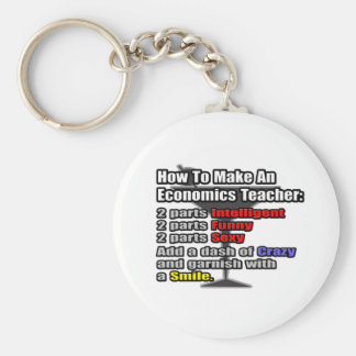 How To Make an Economics Teacher Key Chains