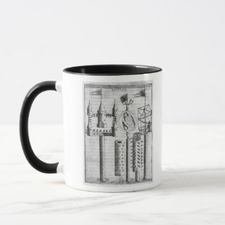 How to set fireworks mug