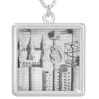 How to set fireworks silver plated necklace