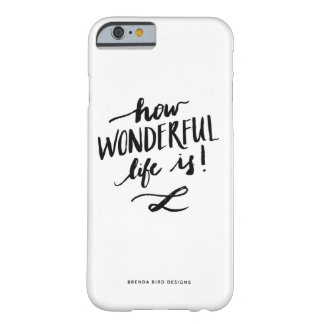 How Wonderful IPhone 6/6s Case