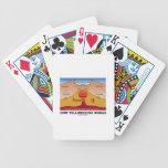 How Yellowstone Works (Geology Supervolcano) Card Decks