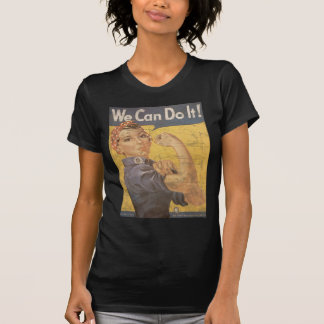 Howard Miller We Can Do It Rosie the Riveter T-Shirt