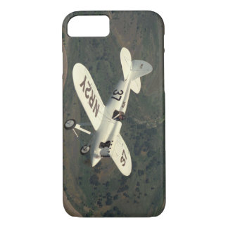"Howard, ""Pete"", 1930, Tracy_Classic Aviation iPhone 7 Case"
