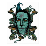 Howard Phillips Lovecraft Post Card