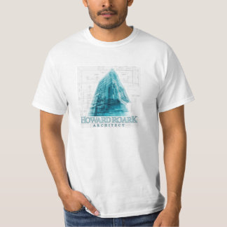 Howard Roark Architect T-shirt