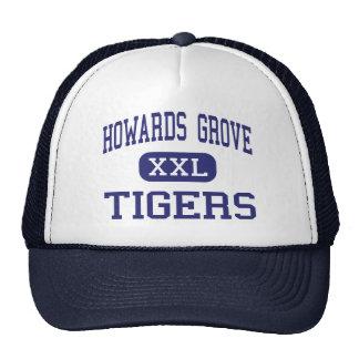 Howards Grove Tigers Middle Sheboygan Mesh Hat