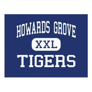 Howards Grove Tigers Middle Sheboygan Postcard