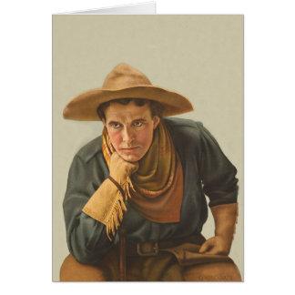 Howdy Cowboy Card