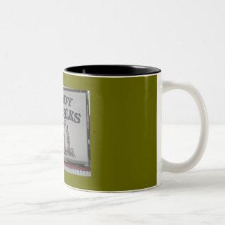Howdy Folks Mug