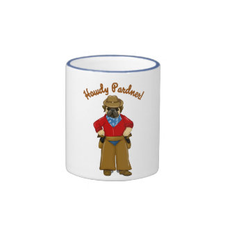 Howdy Pardner Mug