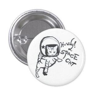 Howdy! Spacecat badge