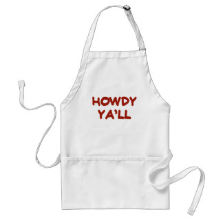 HOWDY YALL.png Standard Apron