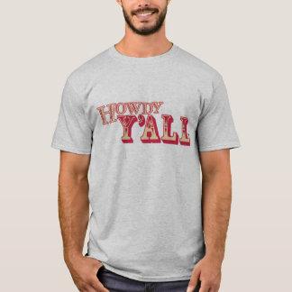 Howdy Y'all T-Shirt