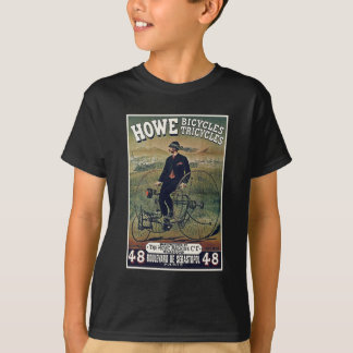 Howe Bicycles & Tricycles T-Shirt