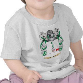 Howe Coat of Arms (Family Crest) Tee Shirts