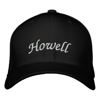 Howell Embroidered Hat