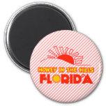 Howey in the Hills, Florida Fridge Magnet
