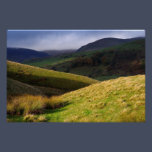 Howgills Light - Cumbria Poster