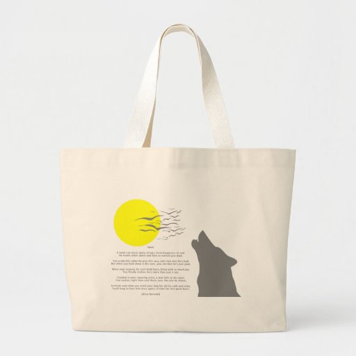 Howl Canvas Bags