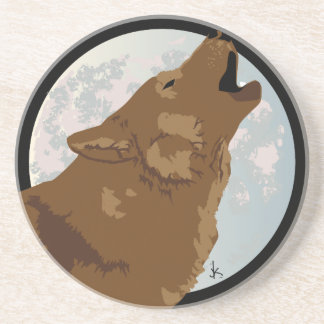 Howl Drink Coasters