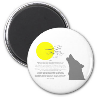 Howl Refrigerator Magnets
