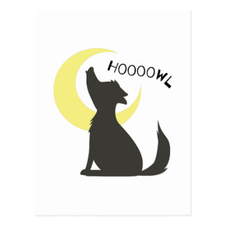 Howl Postcard