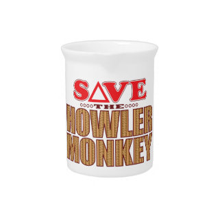 Howler Monkey Save Pitcher