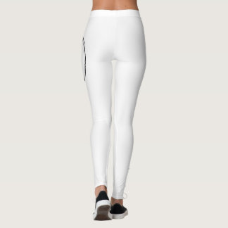 Howlett Hill Candle Co. White Leggings