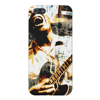 Howlin' Wolf Cover For iPhone 5/5S