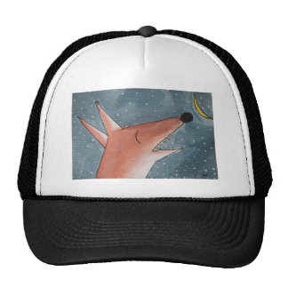 Howling at the Moon Trucker Hats