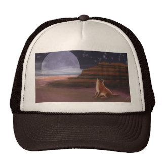 Howling at the Moon Hats